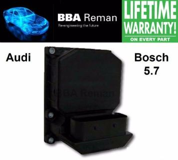 Purchase Audi Bosch 5.7 ABS Module Repair Service motorcycle in Taunton, Massachusetts, United States