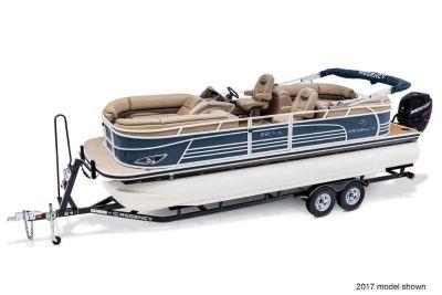 2018 Regency 220 LE3 Pontoons Boats Gaylord, MI