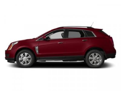 2014 Cadillac SRX Premium Collection (Crystal Red Tintcoat)