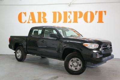2018 Toyota Tacoma SR (Midnight Black)