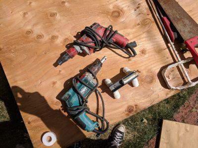 Drywall drills