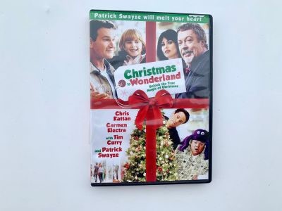 Christmas Wonderland Holiday Movie DVD