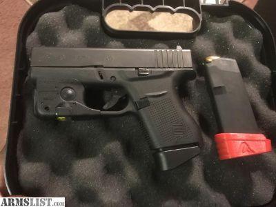 For Sale: Gen 4 glock 43