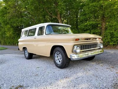 1963 Chevrolet Suburban