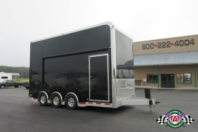 2015 ATC 20' Stacker Car Hauler