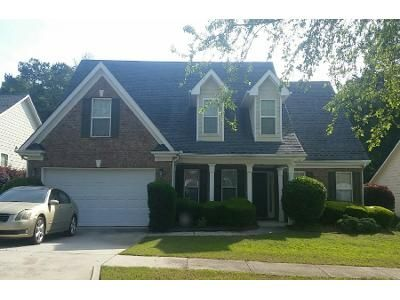 4 Bed 2.5 Bath Preforeclosure Property in Loganville, GA 30052 - Savannah Ridge Ct