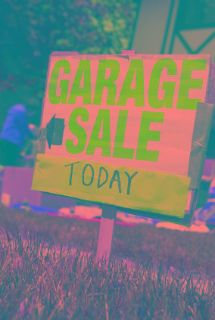 6 Family Garage Sale HUGE You dont want to miss!