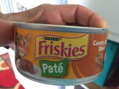 LOOKING FOR PURINA FRISKIES PATE