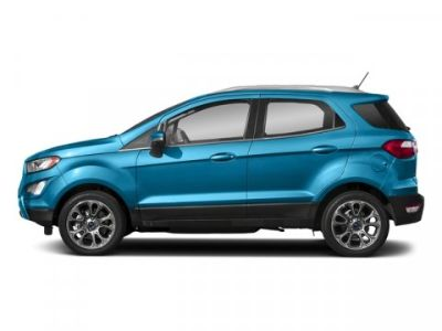2018 Ford EcoSport SE (Blue Candy Metallic Tinted Clearcoat)