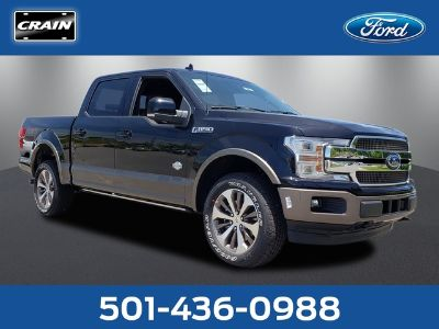 2019 Ford F-150 KING RANCH 4WD SUPERCREW 5.5' (Brown)