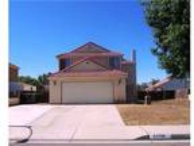 House for rent in Moreno Valley.