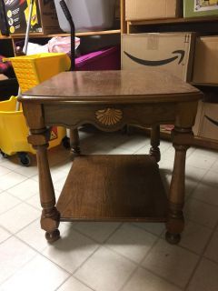 Larger side table