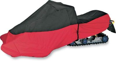 Sell Parts Unlimited 4003-0106 Trailerable Total Snowmobile Cover Red 6601 motorcycle in Loudon, Tennessee, United States, for US $180.95