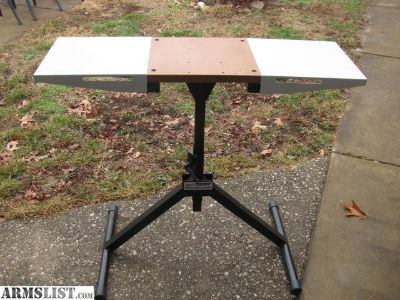 For Sale: Frankford reloading table