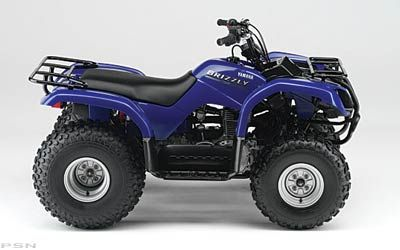 2004 Yamaha Grizzly 125 Kids ATVs Saint George, UT