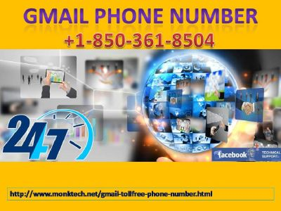 Can I Get Help Through Gmail Phone Number 1-850-361-8504?
