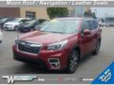 $32980.00 2019 SUBARU Forester with 1771 miles!