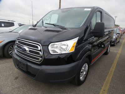 "2016 Ford Transit Cargo Van T-150 130"" Low Rf 8600 GVWR Sl (Blue Jeans Metallic)"