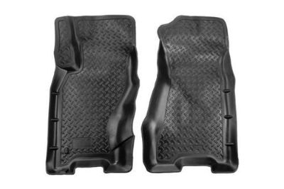 Buy Husky Liners 30601 99-04 Jeep Grand Cherokee Black Custom Floor Mats 1st Row motorcycle in Winfield, Kansas, US, for US $91.95