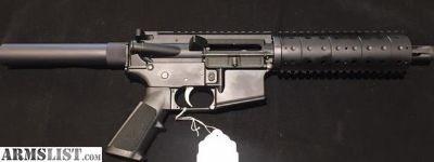For Sale: Anderson AR15 pistol 5.56
