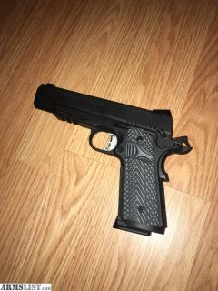 For Sale/Trade: Sig 1911 TACOPS