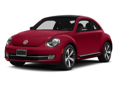 2014 Volkswagen Beetle Turbo PZEV (Deep Black Pearl)