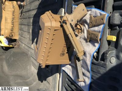 For Sale: Beretta M9a3