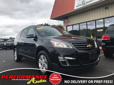 $19,693, Black Granite Metallic 2014 Chevrolet Traverse $19,693.00 | Call: (888) 275-7055
