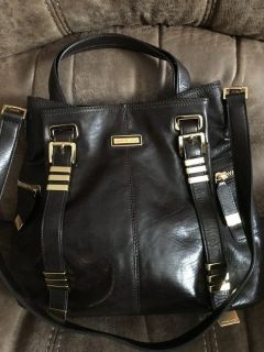 Beautiful Michael Kors Leather Handbag (Limited Edition)