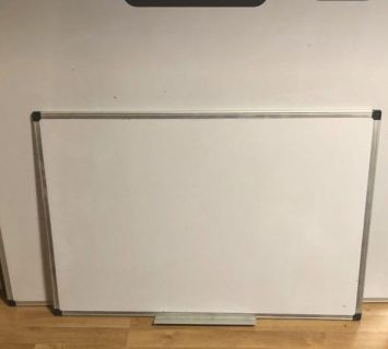 Extra Large and Large Industrial Dry Erase Boards