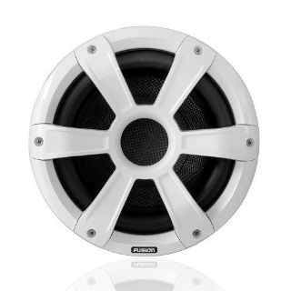 Purchase FUSION ELEC. SQ-SL10SPW FUSION SGSL10SPW SUB-WOOFER SIGNATURE SPORT GRILLE WHITE motorcycle in Owings Mills, Maryland, United States, for US $199.99