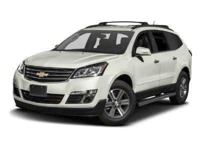 2016 Chevrolet Traverse LT (Tungsten Metallic)