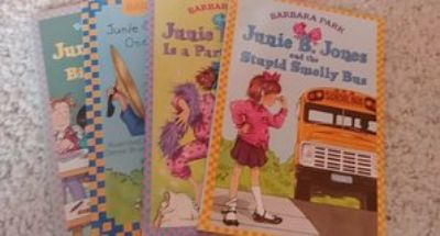 Junie B. Jones lot