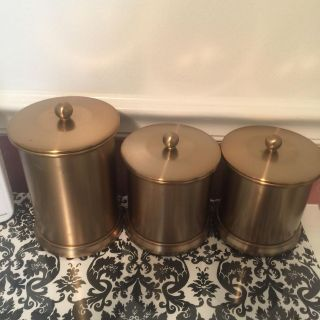 Small canister set