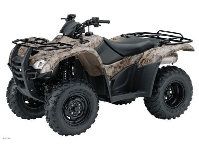2012 Honda FourTrax Rancher 4x4 ES with EPS Utility ATVs Ottumwa, IA