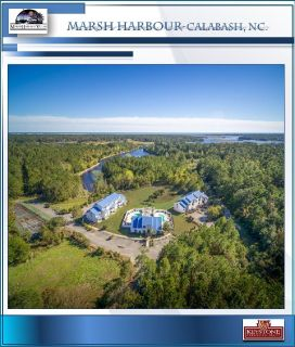 Marsh Harbour-Apartments-Condo Buildings-Clubhouse-Development Ready Pad-For Sale-Calabash, NC.
