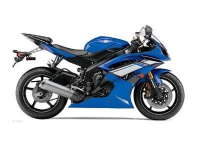 2012 Yamaha YZF-R6 SuperSport Motorcycles Houston, TX