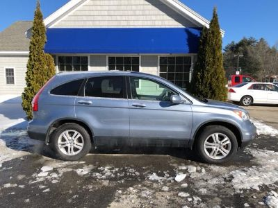 Stop By and Test Drive This 2010 Honda CR-V with 92,391 Miles