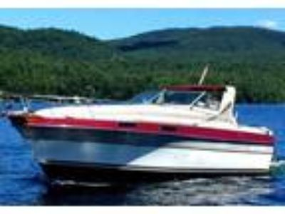 1988 Cruiser Yachts Vee-Sport-2660-26EX Power Boat in Duanesburg, NY