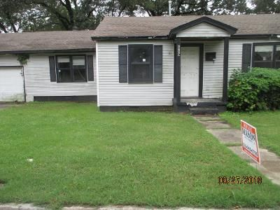 1 Bed 1.0 Bath Foreclosure Property in Little Rock, AR 72204 - W 28th St