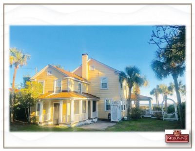 Cape Cod OCEANFRONT Beach House-For Sale-Myrtle Beach, SC