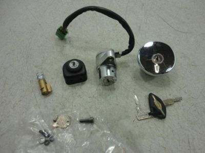 Find 06-15 Suzuki Savage LS650 LOCK SET IGNITION SWITCH KEY 37101-24830 motorcycle in Massillon, Ohio, United States, for US $129.95