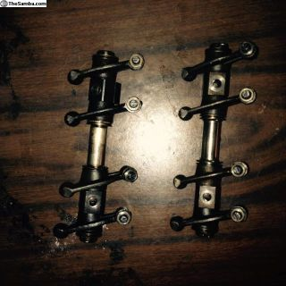 Stock Rockers/swivel-feet adjusters