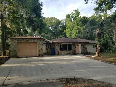 3 Bed 2 Bath Foreclosure Property in Lecanto, FL 34461 - 3605 W King B St