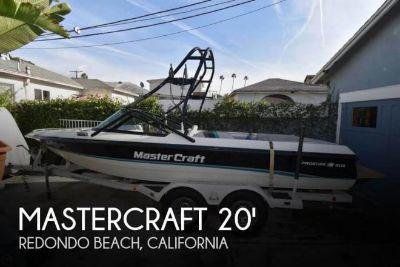 1993 Mastercraft Prostar 205