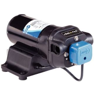 Purchase Jabsco #42755-0092 - V-Flo Water Pressure Pump W/ Strainer - 5gpm - 12vdc 40psi motorcycle in Largo, Florida, United States, for US $337.89