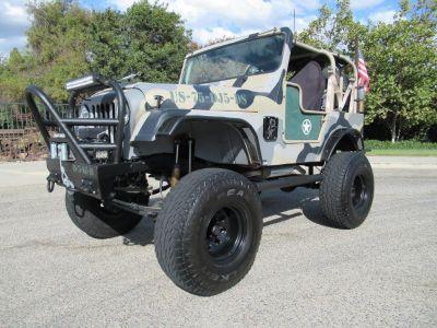 1975 Jeep DJ5 D