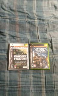 Ghost Recon Games for Original Xbox