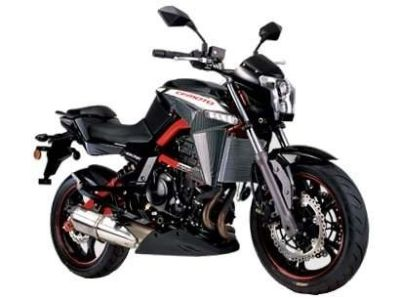 2014 CFMOTO 650 NK Sport Motorcycles South Hutchinson, KS
