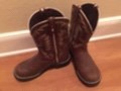 Justin boots size 9B women s